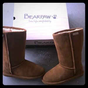 Bear paw youth girls boots